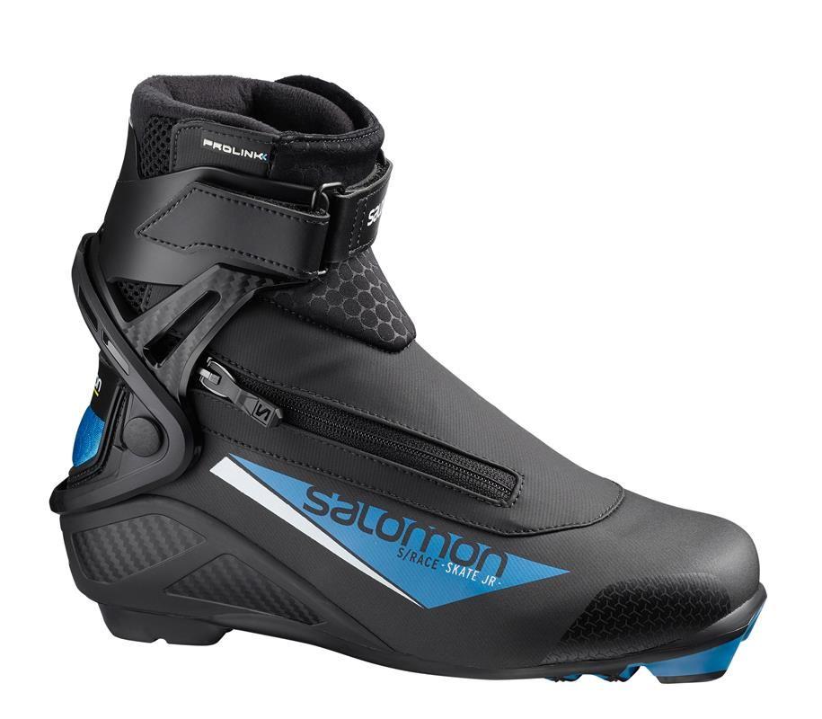 Salomon SRace Skate Junior Prolink 181,Size (UK):5,5 yBrOF