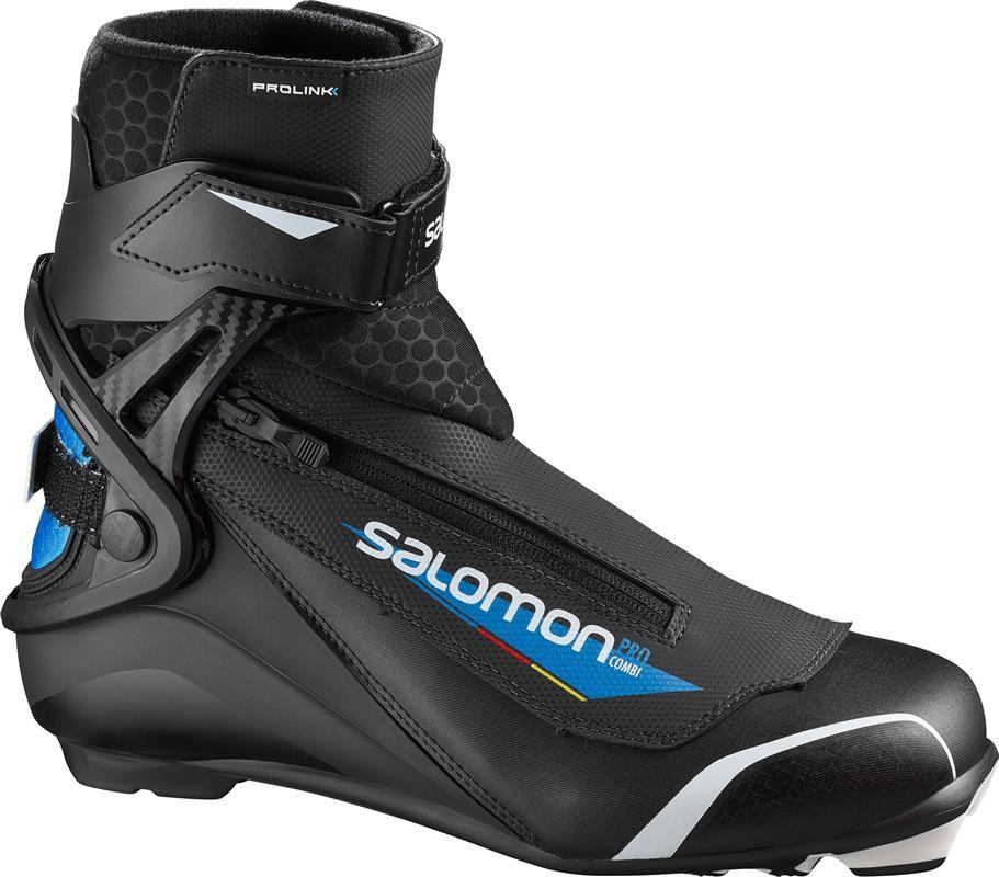 RCOMBI PROLINK JR Skischuhe Langlauf Ausrüstung Kinder